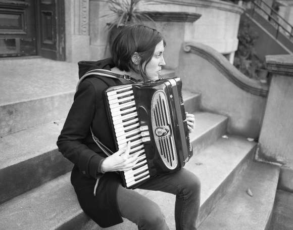 Contemplating Over the Accordion